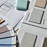 Paint colors and other home improvement materials